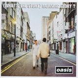 Oasis Wonderwall Sheet Music and Printable PDF Score   SKU 158086