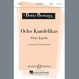 Alicia Shumate Ocho Kandelikas Sheet Music and Printable PDF Score | SKU 73344