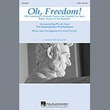 John Purifoy Oh, Freedom! (Medley) Sheet Music and Printable PDF Score | SKU 88851