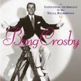 Bing Crosby Ol' Man River Sheet Music and Printable PDF Score   SKU 86321