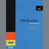Michael Colgrass Old Churches - Bb Trumpet 3 Sheet Music and Printable PDF Score | SKU 405640