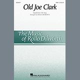 Appalachian Folk Song Old Joe Clark (arr. Rollo Dilworth) Sheet Music and Printable PDF Score | SKU 456217