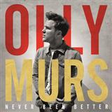 Download or print Olly Murs Stick With Me Digital Sheet Music Notes and Chords - Printable PDF Score