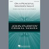John Purifoy On A Peacful Winter's Night Sheet Music and Printable PDF Score | SKU 89336
