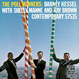 Barney Kessel, Shelly Mann and Ray Brown On Green Dolphin Street Sheet Music and Printable PDF Score | SKU 419179
