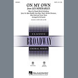 Boublil and Schonberg On My Own (from Les Miserables) (arr. Ed Lojeski) Sheet Music and Printable PDF Score | SKU 70988