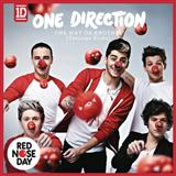 Download One Direction 'One Way Or Another (Teenage Kicks)' Digital Sheet Music Notes & Chords and start playing in minutes
