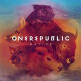 OneRepublic Au Revoir Sheet Music and Printable PDF Score   SKU 159940