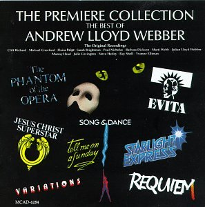 Andrew Lloyd Webber image and pictorial