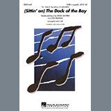 Otis Redding (Sittin' On) The Dock Of The Bay (arr. Mac Huff) Sheet Music and Printable PDF Score | SKU 437162