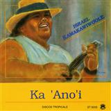 Israel ''Iz'' Kamakawiwo'ole Over The Rainbow / What A Wonderful World Sheet Music and Printable PDF Score   SKU 81207