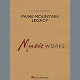 Michael Sweeney Paine Mountain Legacy - Trombone 1 Sheet Music and Printable PDF Score   SKU 454874