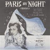 Jacques La Rue Paris By Night Sheet Music and Printable PDF Score | SKU 108194