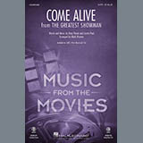 Pasek & Paul Come Alive (from The Greatest Showman) (Arr. Mark Brymer) - Trumpet 2 Sheet Music and Printable PDF Score | SKU 403176