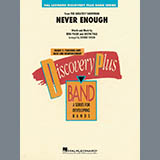 Pasek & Paul Never Enough (from The Greatest Showman) (arr. Johnnie Vinson) - Bb Trumpet 1 Sheet Music and Printable PDF Score | SKU 406737