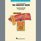 Pasek & Paul The Greatest Show (arr. Paul Murtha) - Eb Baritone Saxophone Sheet Music and Printable PDF Score | SKU 406763