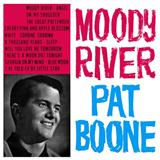 Download or print Pat Boone Moody River Digital Sheet Music Notes and Chords - Printable PDF Score