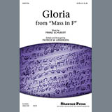 Download or print Franz Schubert Gloria (arr. Patrick M. Liebergen) Digital Sheet Music Notes and Chords - Printable PDF Score