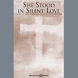Patti Drennan She Stood In Silent Love Sheet Music and Printable PDF Score | SKU 176074