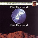Paul Desmond I'm Old Fashioned Sheet Music and Printable PDF Score | SKU 419151