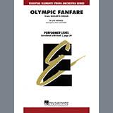 Paul Lavender Olympic Fanfare (Bugler's Dream) - Conductor Score (Full Score) Sheet Music and Printable PDF Score | SKU 326818