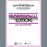 Paul Murtha Down To The Nightclub - Aux Percussion Sheet Music and Printable PDF Score | SKU 300837