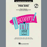 Paul Murtha Free Bird - Tenor Sax 1 Sheet Music and Printable PDF Score   SKU 276265