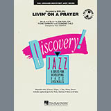 Paul Murtha Livin' on a Prayer - Aux Percussion Sheet Music and Printable PDF Score   SKU 277305