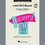 Paul Murtha Livin' on a Prayer - F Horn Sheet Music and Printable PDF Score   SKU 277292