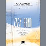 Paul Murtha Polka Party - Pt.5 - Bb Bass Clarinet Sheet Music and Printable PDF Score | SKU 320596