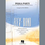 Paul Murtha Polka Party - Pt.5 - Eb Baritone Saxophone Sheet Music and Printable PDF Score | SKU 320600