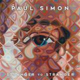 Paul Simon Stranger To Stranger Sheet Music and Printable PDF Score | SKU 124685