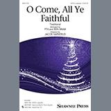 Pentatonix O Come, All Ye Faithful (arr. Jacob Narverud) - Shaker Sheet Music and Printable PDF Score | SKU 371521