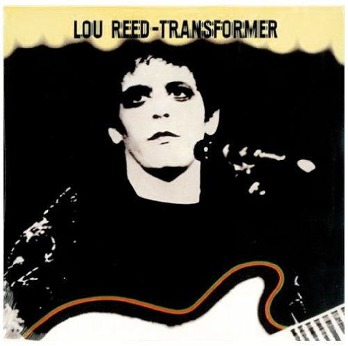 Lou Reed image and pictorial
