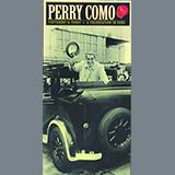Perry Como Delaware Sheet Music and Printable PDF Score | SKU 424544
