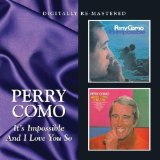 Perry Como I Want To Give (Ahora Que Soy Libre) Sheet Music and Printable PDF Score | SKU 113671