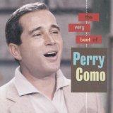 Perry Como It's Impossible (Somos Novios) Sheet Music and Printable PDF Score | SKU 117842