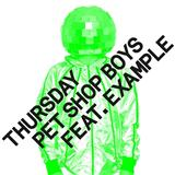 Download or print Pet Shop Boys Thursday (feat. Example) Digital Sheet Music Notes and Chords - Printable PDF Score