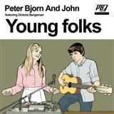 Download or print Peter, Bjorn & John Young Folks Digital Sheet Music Notes and Chords - Printable PDF Score