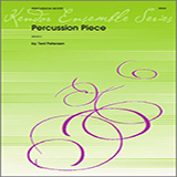 Download Petersen 'Percussion Piece - Percussion 2' Digital Sheet Music Notes & Chords and start playing in minutes