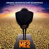 Pharrell Happy (from Despicable Me 2) Sheet Music and Printable PDF Score   SKU 408102
