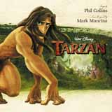 Phil Collins You'll Be In My Heart (Pop Version) (from Tarzan) (arr. Mark Phillips) Sheet Music and Printable PDF Score | SKU 416988