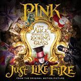 Pink Just Like Fire Sheet Music and Printable PDF Score | SKU 174971