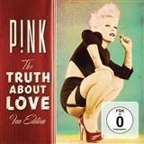 Pink Try Sheet Music and Printable PDF Score | SKU 150323
