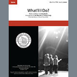 Platinum What'll I Do? (arr. Ed Waesche and Renee Craig) Sheet Music and Printable PDF Score | SKU 432648