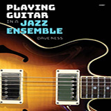 Dave Ness Playing Guitar In A Jazz Ensemble Sheet Music and Printable PDF Score | SKU 478223
