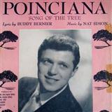 Buddy Bernier Poinciana (Song Of The Tree) Sheet Music and Printable PDF Score | SKU 85039