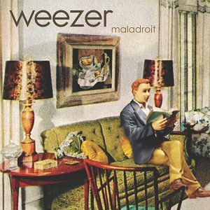 Weezer image and pictorial