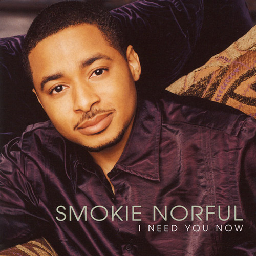 Smokie Norful image and pictorial