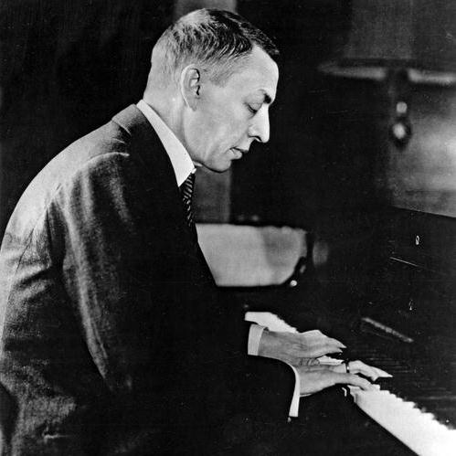 Sergei Rachmaninoff image and pictorial